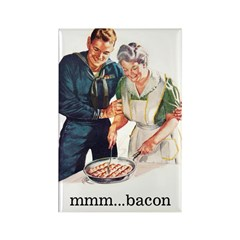 Bacon Fridge Fridge Magnet