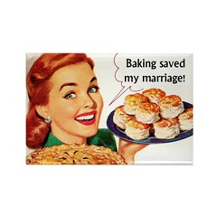 Baking Fridge Fridge Magnet