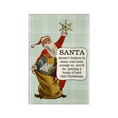Santa Claus Fridge Fridge Magnet