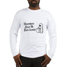 Strangers Have the Best Candy Long Sleeve T-Shirt