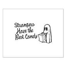 Strangers Have the Best Candy Small Poster