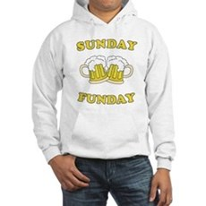 Sunday Funday Hooded Sweatshirt