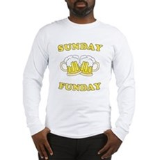 Sunday Funday Long Sleeve T-Shirt
