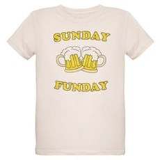 Sunday Funday Organic Kids T-Shirt