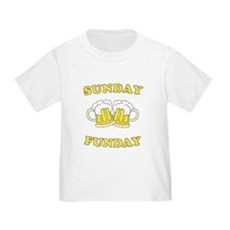 Sunday Funday Toddler T-Shirt