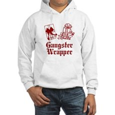Gangster Wrapper Hooded Sweatshirt