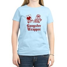 Gangster Wrapper Womens Light T-Shirt