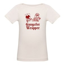 Gangster Wrapper Organic Baby T-Shirt
