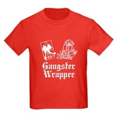 Gangster Wrapper Kids T-Shirt