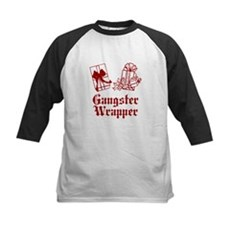Gangster Wrapper Kids Baseball Jersey