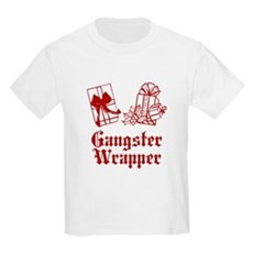 Gangster Wrapper Kids Light T-Shirt