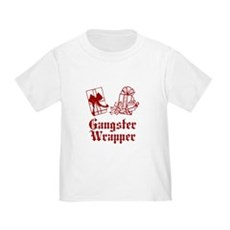 Gangster Wrapper Toddler T-Shirt