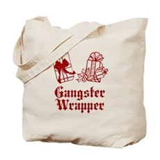 Gangster Wrapper Tote Bag