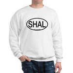 SHAL Shy Albatross Alpha Code Sweatshirt