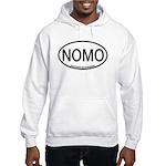 NOMO Northern Mockingbird Alpha Code Hooded Sweats