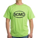 NOMO Northern Mockingbird Alpha Code Green T-Shirt