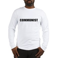Communist Long Sleeve T-Shirt