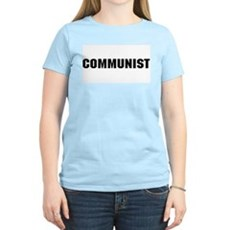 Communist Womens Light T-Shirt