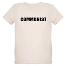 Communist Organic Kids T-Shirt