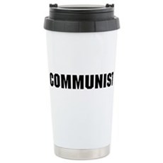 Communist Stainless Steel Travel Mug