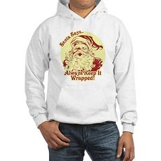 Always Keep It Wrapped Hooded Sweatshirt