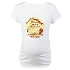 Always Keep It Wrapped Maternity T-Shirt