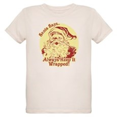 Always Keep It Wrapped Organic Kids T-Shirt
