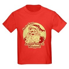 Always Keep It Wrapped Kids T-Shirt