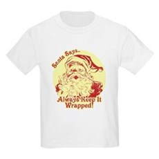 Always Keep It Wrapped Kids Light T-Shirt