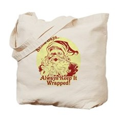 Always Keep It Wrapped Tote Bag