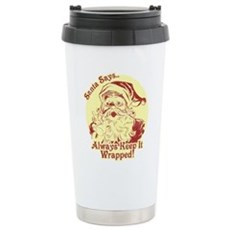 Always Keep It Wrapped Stainless Steel Travel Mug