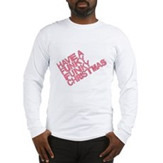 Have a Funky Funky Christmas Long Sleeve T-Shirt