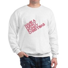Have a Funky Funky Christmas Sweatshirt