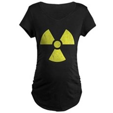 Radioactive Maternity T-Shirt
