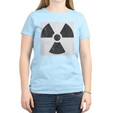 Radioactive Womens Light T-Shirt