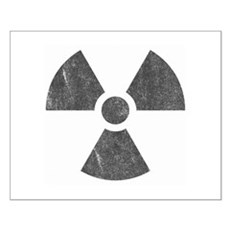 Radioactive Small Poster