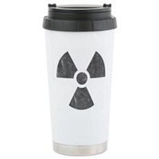 Radioactive Stainless Steel Travel Mug