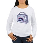 Flight 815 Luggage Women's Long Sleeve T-Shirt