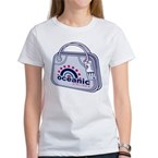 Flight 815 Lost Luggage Women's T-Shirt