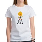Dharma Lost Chick Women's T-Shirt