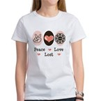 Peace Love Lost Women's T-Shirt