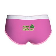 Today Is Your Lucky Day Womens Boy Brief