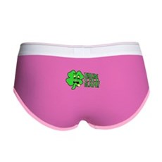 Erin Go Blah! Womens Boy Brief
