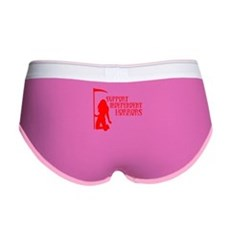 Support Independent Horrors Womens Boy Brief