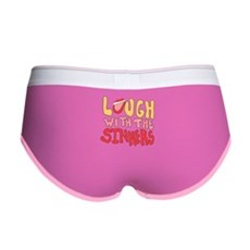 Laugh With The Sinners Womens Boy Brief