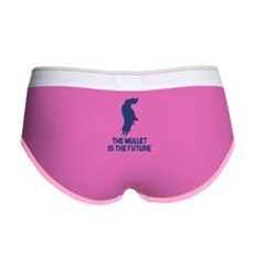 The Mullet is the Future Womens Boy Brief