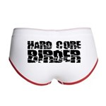 Hard Core Birder Women's Boy Brief