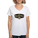 Hurley's Dharma Diner Women's V-Neck T-Shirt