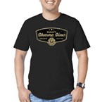 Hurley's Dharma Diner Men's Fitted T-Shirt (dark)