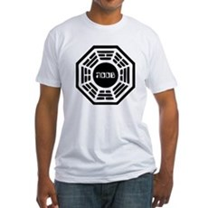 Dharma Noob Fitted T-Shirt